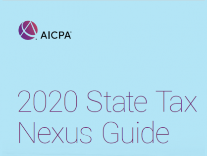 2020 State Tax Nexus Guide